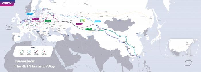 Retn network map